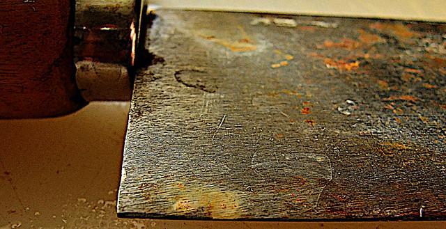 Old knife